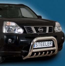 Eu-valoteline hampailla Nissan X-Trail 2007-2010